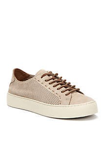 Frye Lena Low Lace-Up Sneakers