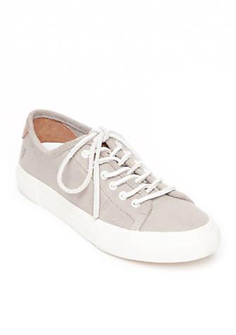 Gia Canvas Low Lace Sneakers Frye eJX7pav