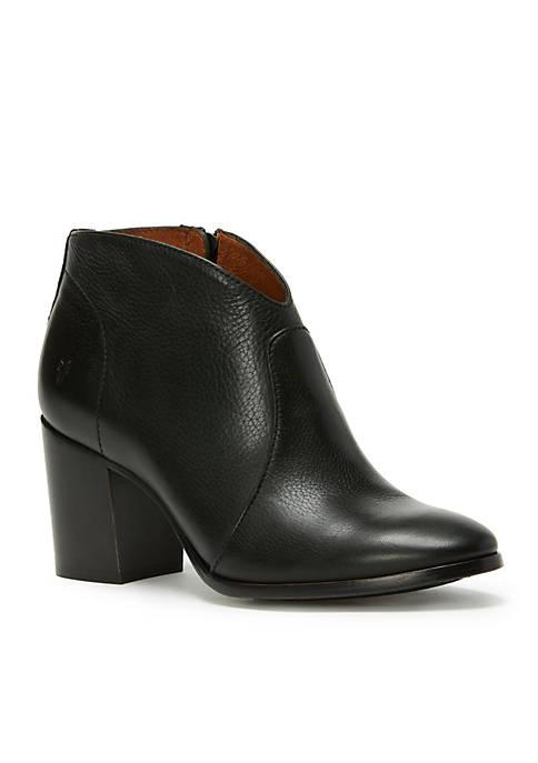 Frye Nora Zip Short Boot