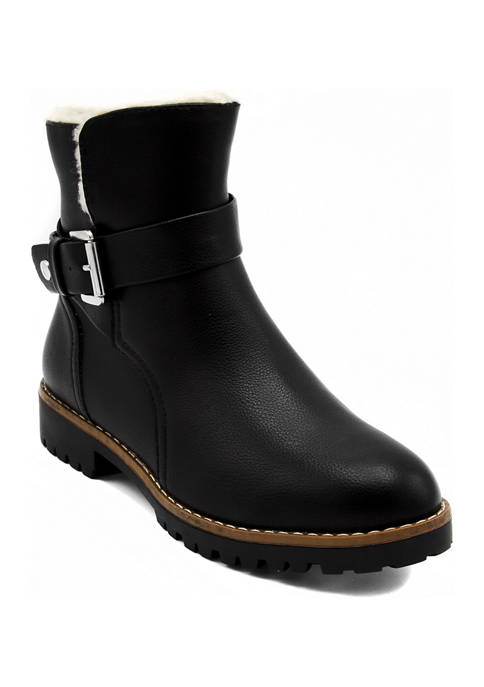 Ensign Ankle Boots