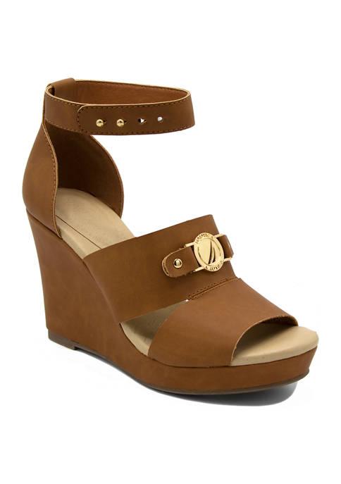 Jaelyn Wedge Sandals