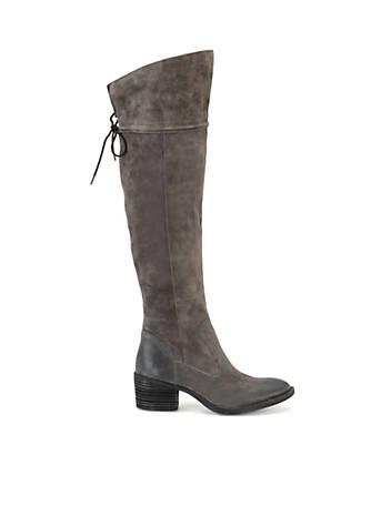Brn Gallinara Peltro Over the Knee Boots