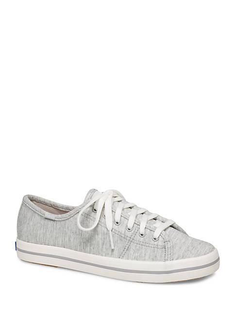 Keds Kickstart Stripey Jersey Sneakers