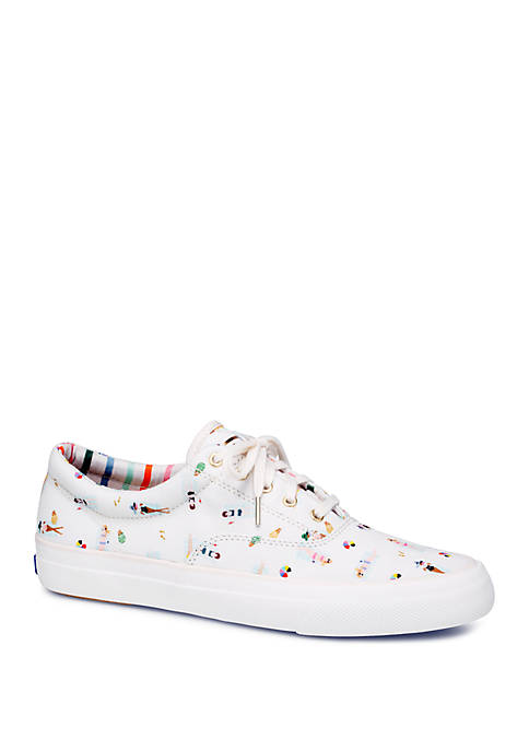Keds Anchor Rifle Paper Co Sun Girls Sneakers