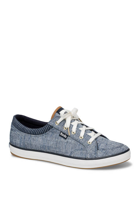 Center Airy Chambray Sneakers
