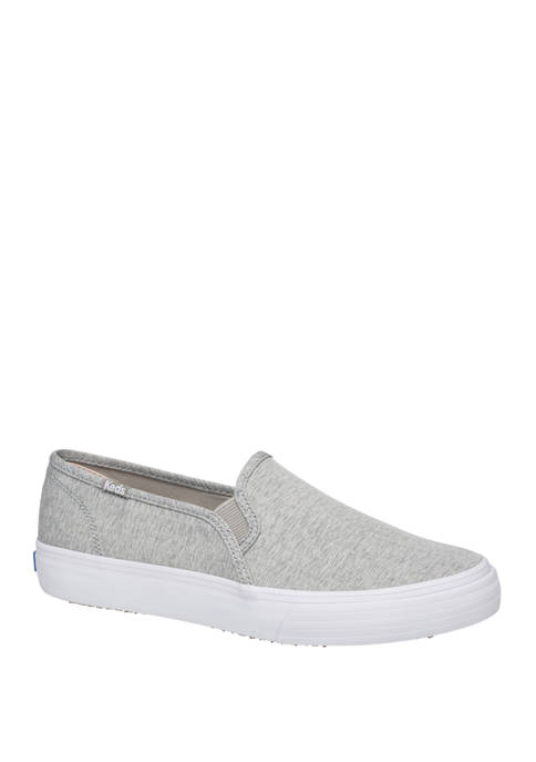 Double Decker Heathered Sneakers