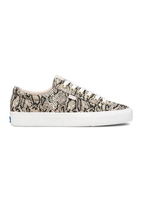 Keds Womens Jump Kick Snake Sneakers
