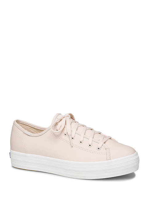 Keds Triple Kick Lace Up Sneakers