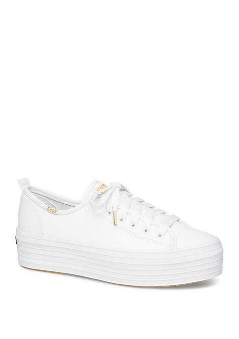 Triple Up White Sneakers