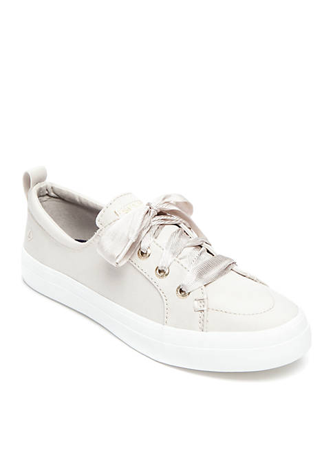 Sperry® Crest Vibe Satin Lace Sneakers