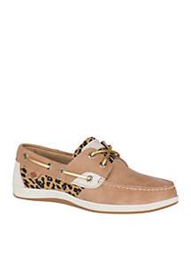 Koifish Cheetah Boat Shoes