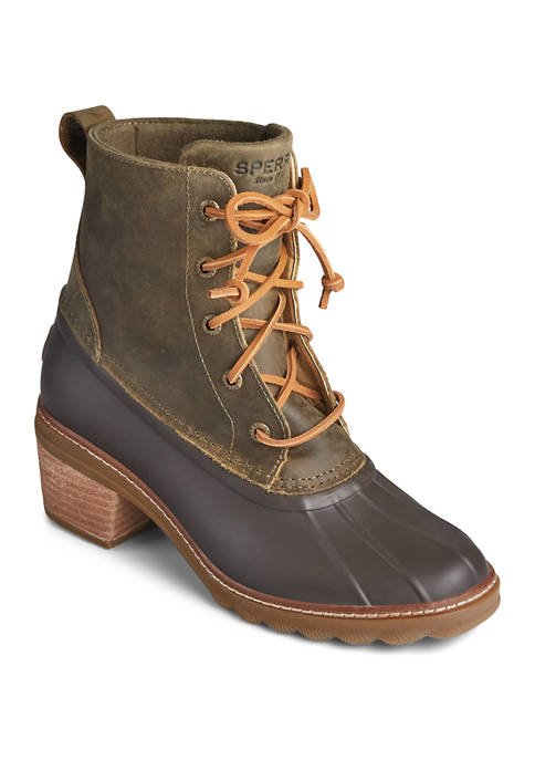 Sperry® Saltwater Heel Fashion Boots