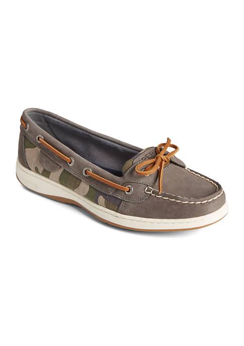 Angelfish Camo Boat Shoes