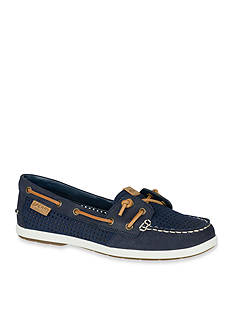 Sperry® Coil Ivy Perforated Boat Shoe