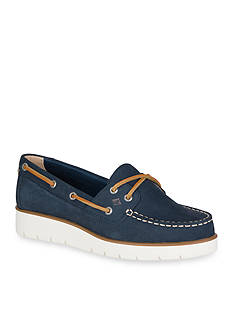 Sperry® Azur Cora Nubuck Leather Boat Shoe