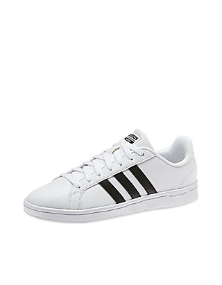 info for c86d3 caf72 adidas Womens Cloudfoam Advantage Stripe Sneaker adidas Womens Cloudfoam  Advantage Stripe Sneaker ...