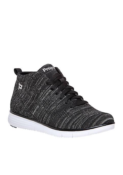Propét TravelFit Hi-Top Athleisure Sneaker