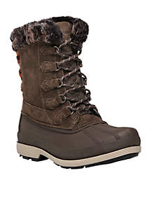 Lumi Tall Lace Boot - Available in Extended Sizes & Widths