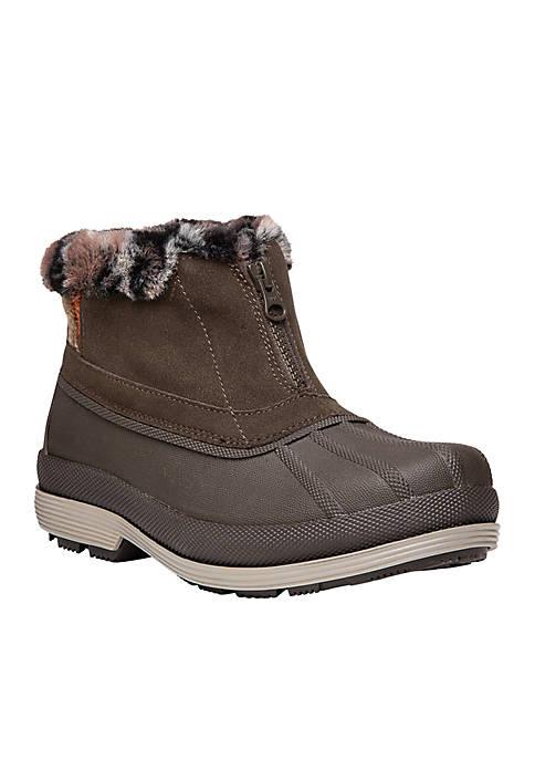 Propét Lumi Ankle Zip Boot