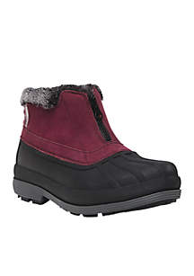 Lumi Ankle Zip Boot - Available in Extended Sizes & Widths