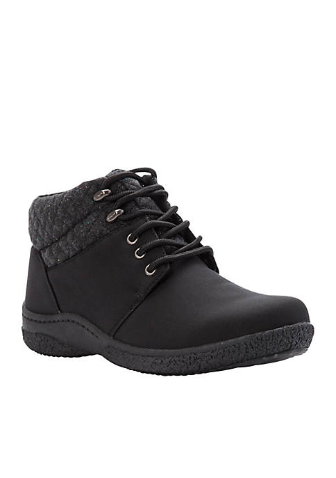 Madi Ankle Lace Boot - Available in Extended Sizes & Widths