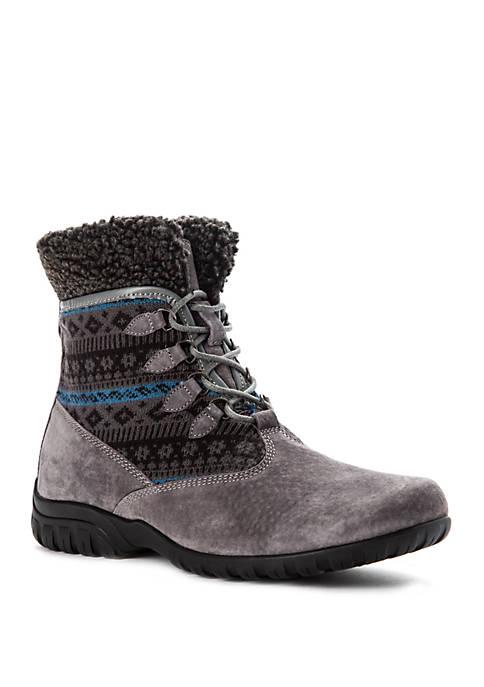 Delaney Alpine Fashion Boots