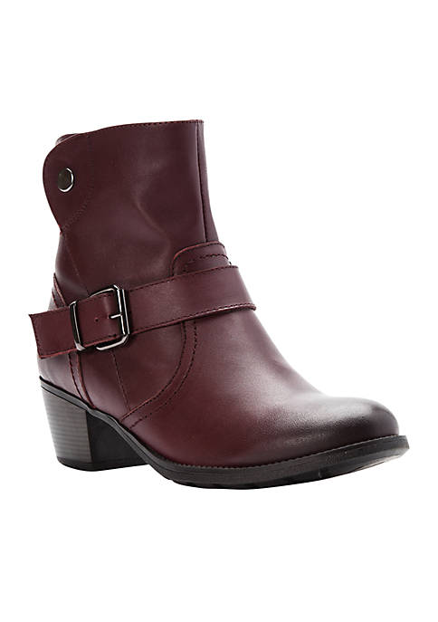 Tory Bootie - Available in Extended Sizes And Widths
