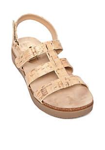 Herrin Cork Sandal