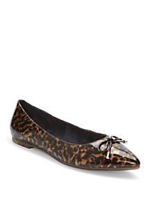 Alisia Pointed Toe Flat