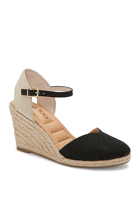 Brenna Wedge Espadrille Sandals