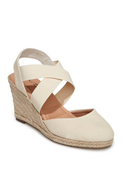 Brinley Wedge Espadrille Sandals