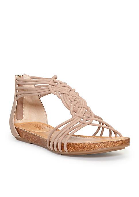 Cali Gladiator Sandals