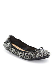 Halle String Bow Flat