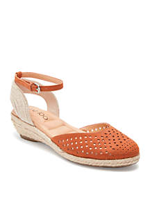 Norina Ankle Strap Espadrille