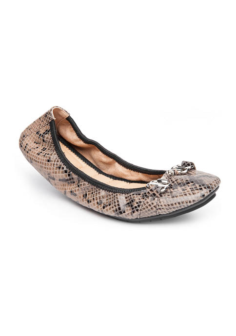 me Too Olymbia Ballet Flats