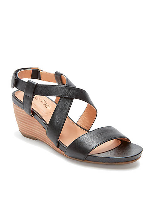 me Too Payton Strappy Wedge Sandal