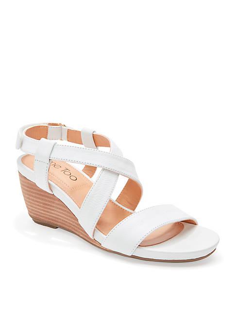 Payton Strappy Wedge Sandal