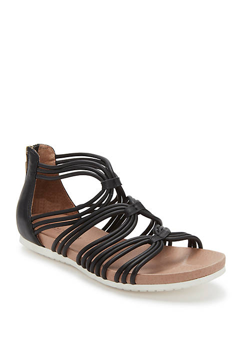 me Too Shana Gladiator Sandals