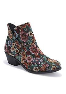 Zena Slip On Ankle Boot