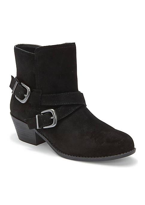 Zuri Buckle Boot
