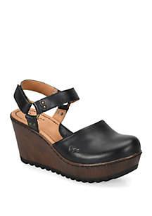 0b8d65d56890c Skechers Go Walk Joy Sneakers · b.ø.c. Rina Wedge Clogs