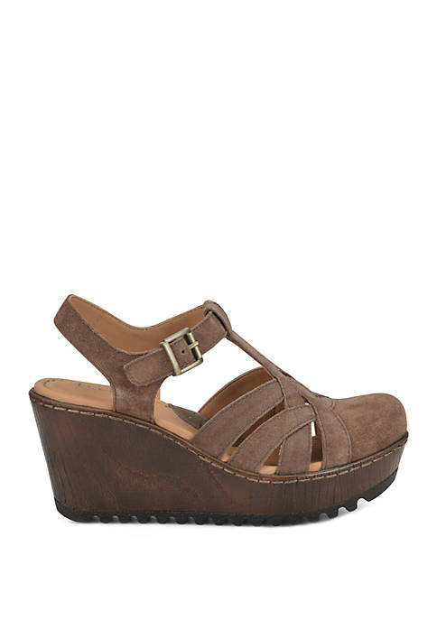 Lizzie Round Toe Shoes