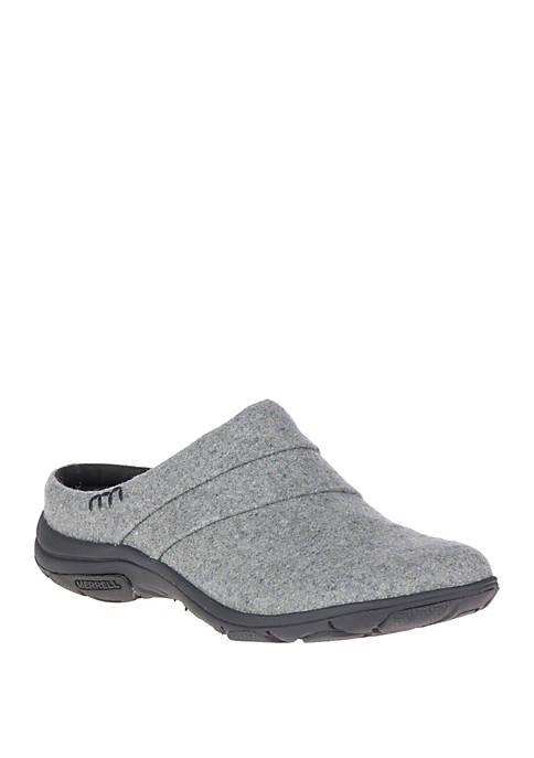 Dassie Stitch Wool Slides
