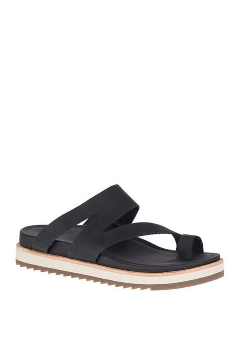 Juno Wrap Sandals