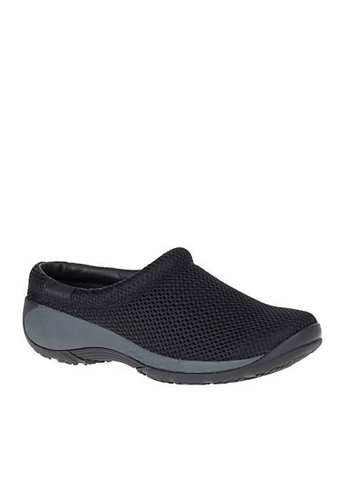 Black Encore Breeze Wide Slip-On Shoes