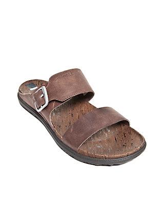 85835a0ff61b Merrell Around Town Buckle Slide Sandal