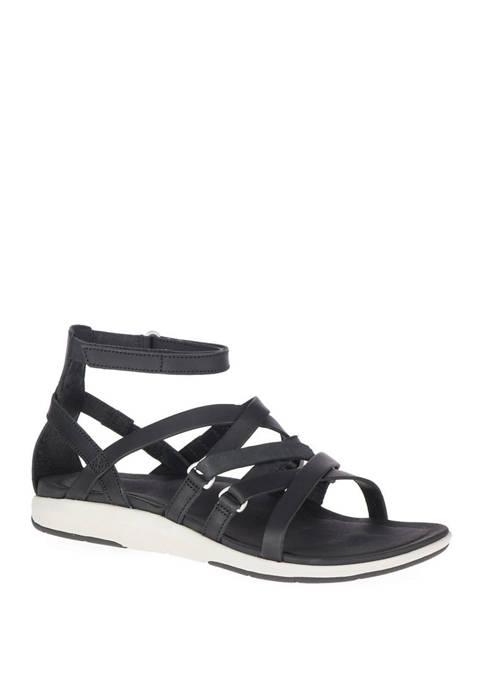 Merrell Kalari Lore Wrap Sandals