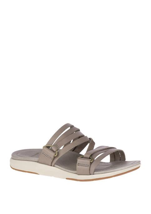 Kalari Shaw Slide Sandals