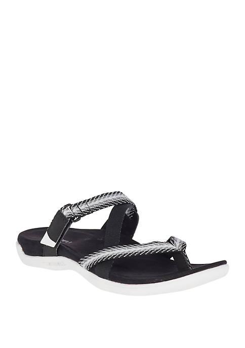 District Mendi Thong Sandals