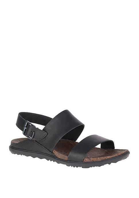 Merrell Around Town Luxe Backstrap Sandals